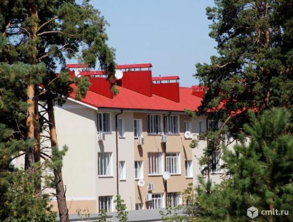1-комнатная квартира 51,18 кв.м. Фото 1.