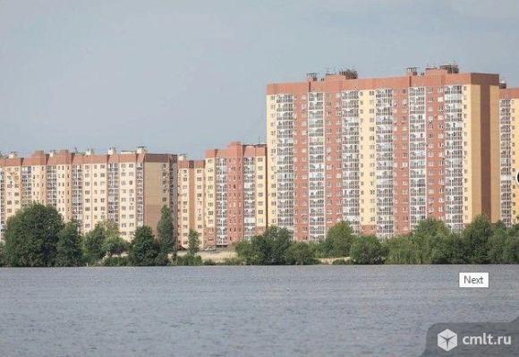1-комнатная квартира 39,4 кв.м. Фото 2.