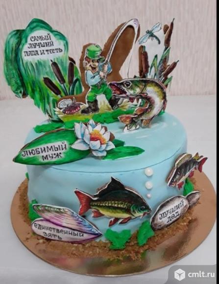 Домашние торты. Фото 1.