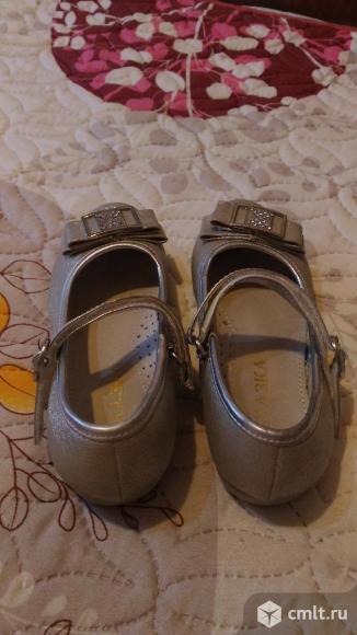 Туфли для девочки. Фото 4.