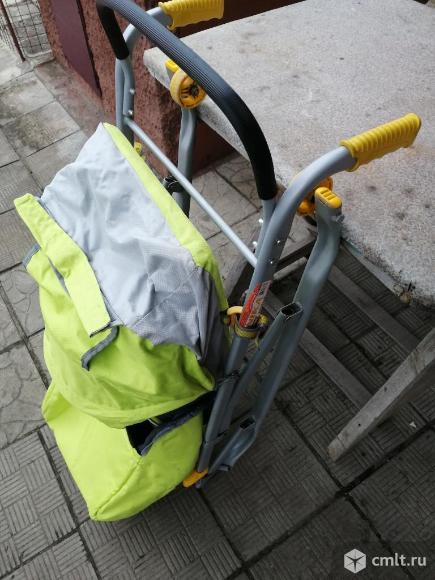 Санки-коляска. Фото 12.