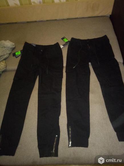Мужские джинсы и шорты. Фото 1.