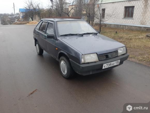 ВАЗ (Lada) 2109 - 2002 г. в.. Фото 1.