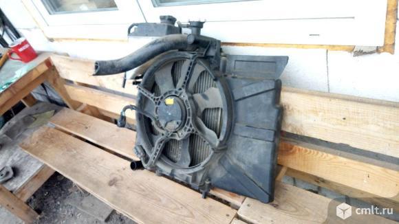 Вентилятор радиатора 253801C260 Хендай Гетц