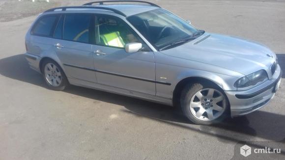 BMW 320 - 2001 г. в.. Фото 7.