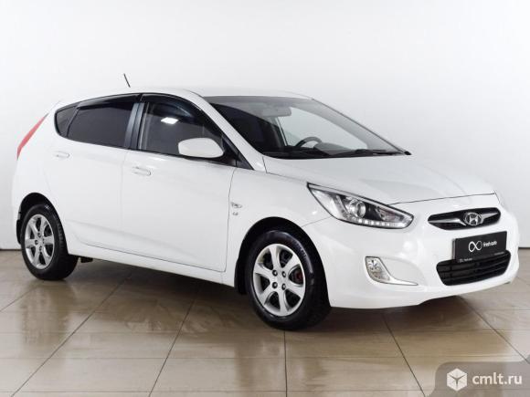 Hyundai Solaris - 2014 г. в.. Фото 1.