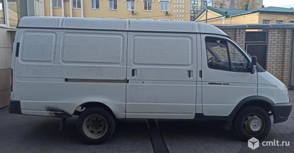 Фургон ГАЗ 2705 - 2015 г. в.. Фото 1.