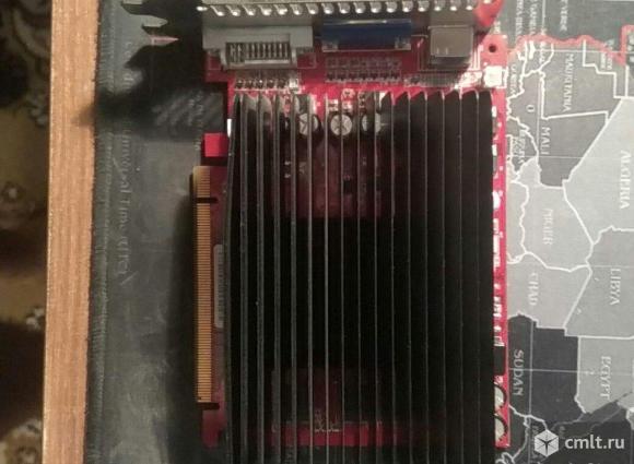 Nvidia geforce 9500 Gt 512 mb. Фото 1.