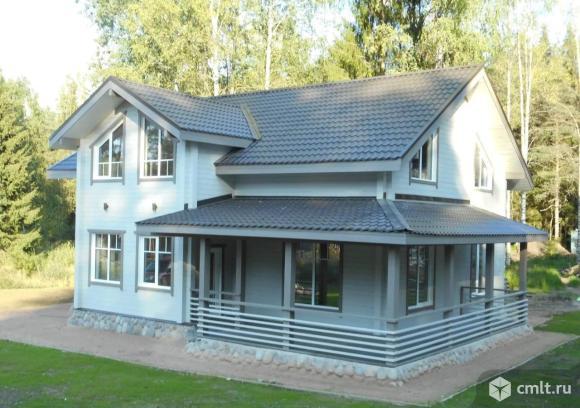 Продается: дом 200 м2 на участке 11 сот.. Фото 1.