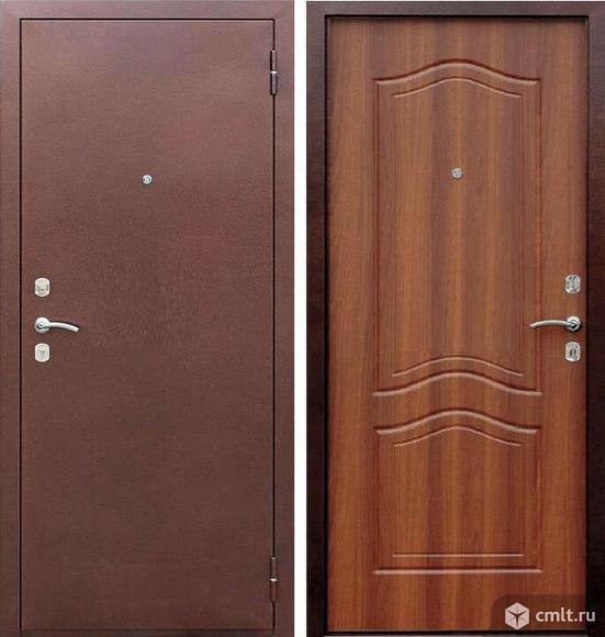 Двери входные . Новые. Фото 4.