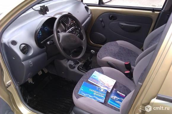 Daewoo Matiz - 2013 г. в.. Фото 4.