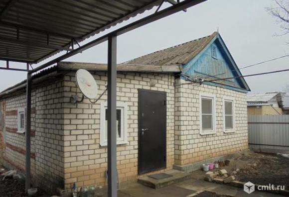 Продается: дом 78 м2 на участке 15 сот.. Фото 1.