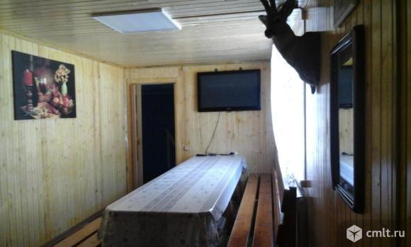 Баня на дровах. Фото 1.