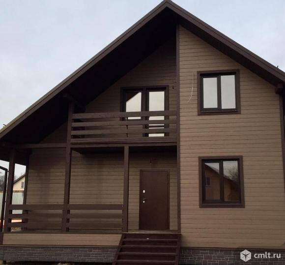 Продается: дом 165 м2 на участке 8.5 сот.. Фото 1.