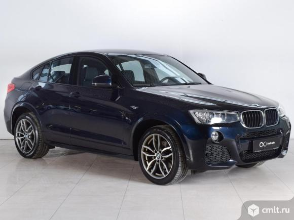 BMW X4 - 2018 г. в.. Фото 1.