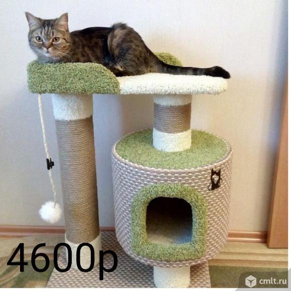 Домик для кошки. Фото 8.