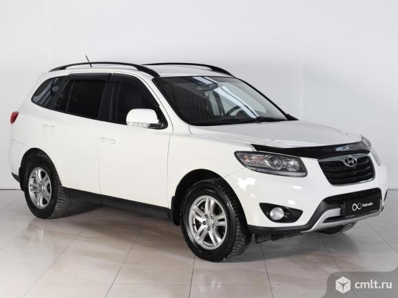 Hyundai Santa Fe - 2012 г. в.. Фото 1.
