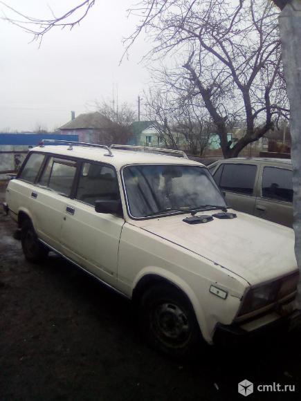 ВАЗ (Lada) 2104 - 1987 г. в.. Фото 3.