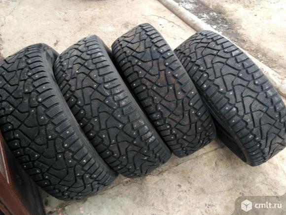 Pirelli R17 265/65. Фото 1.