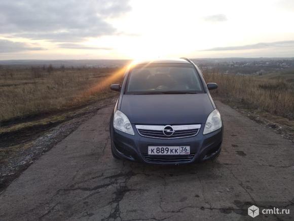 Opel Zafira - 2008 г. в.. Фото 20.