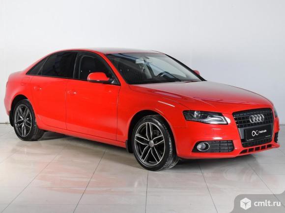 Audi A4 - 2011 г. в.. Фото 1.