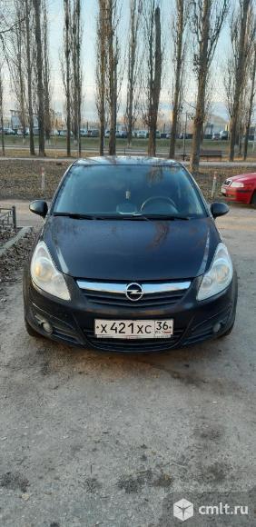 Opel Corsa - 2007 г. в.. Фото 1.
