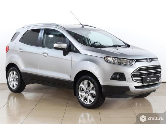 Ford EcoSport - 2014 г. в.. Фото 1.