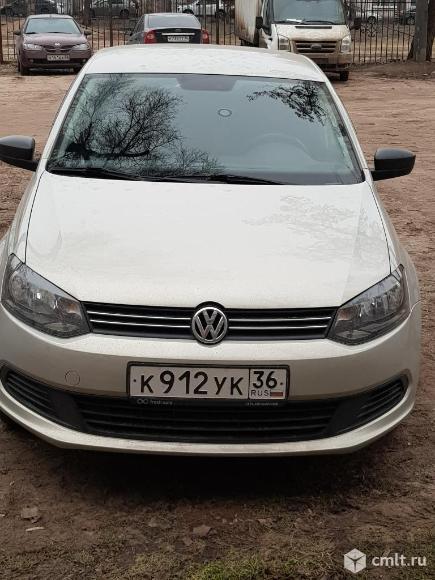 Volkswagen polo - 2013 г. в.. Фото 1.