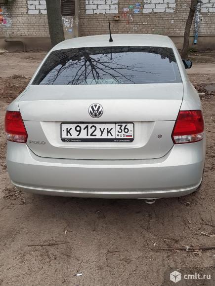 Volkswagen polo - 2013 г. в.. Фото 3.