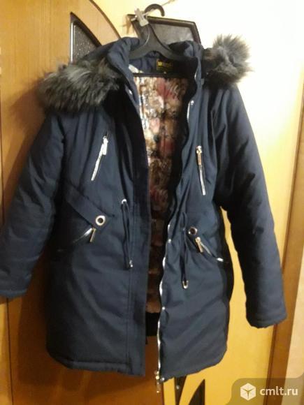 Куртка зимняя. Фото 5.
