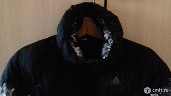 Пуховик Adidas. Фото 3.