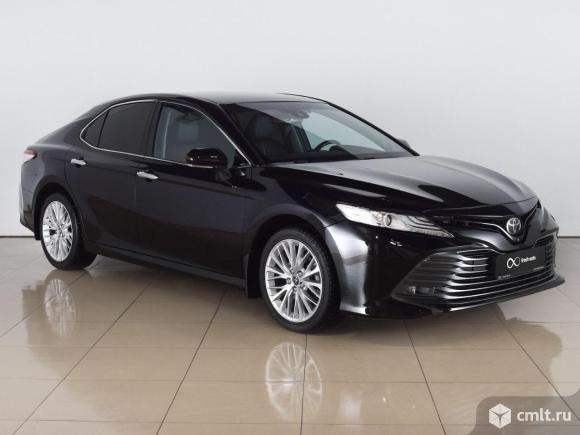 Toyota Camry - 2018 г. в.. Фото 1.