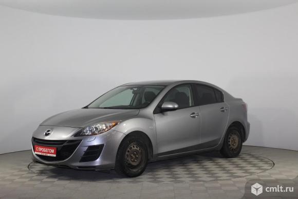Mazda 3 - 2010 г. в.. Фото 1.