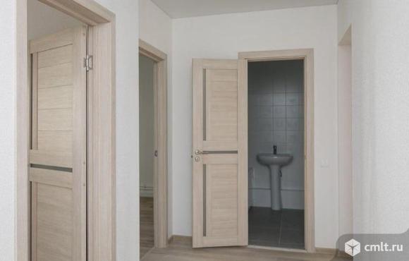 2-комнатная квартира 60,5 кв.м. Фото 4.