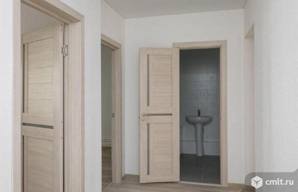 1-комнатная квартира 37,2 кв.м. Фото 3.