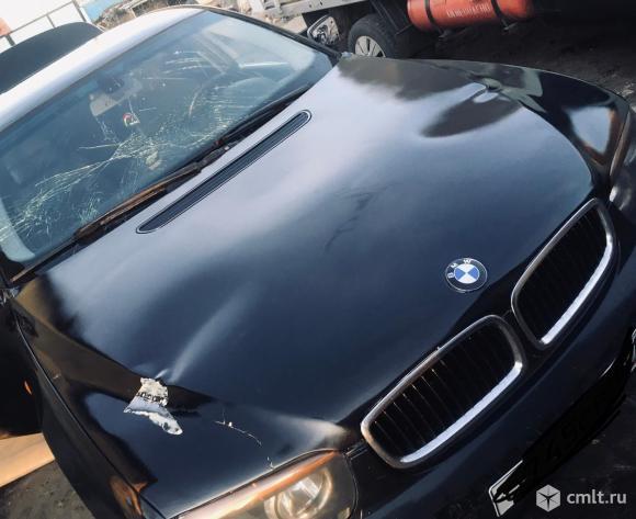 BMW 745 - 2001 г. в.. Фото 8.