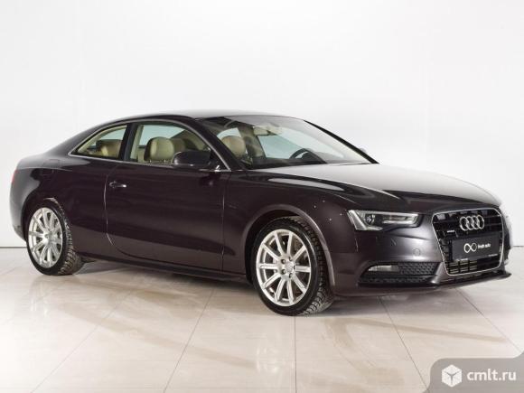Audi A5 - 2012 г. в.. Фото 1.