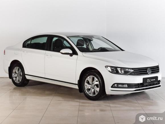 Volkswagen Passat - 2016 г. в.. Фото 1.