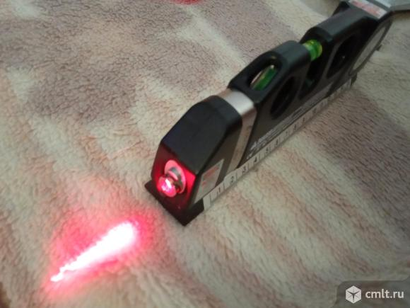 Лазерный уровень. Фото 1.
