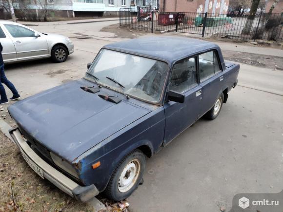 ВАЗ (Lada) 21053 - 1991 г. в.. Фото 1.