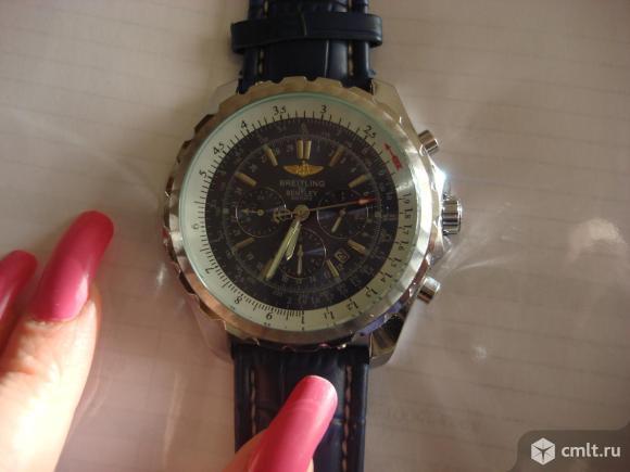 Продаю мужские швейцарские часы Breitling. Фото 8.
