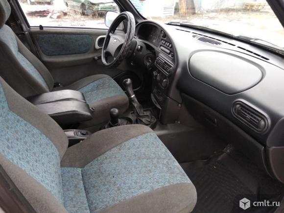 Chevrolet Niva - 2006 г. в.. Фото 14.