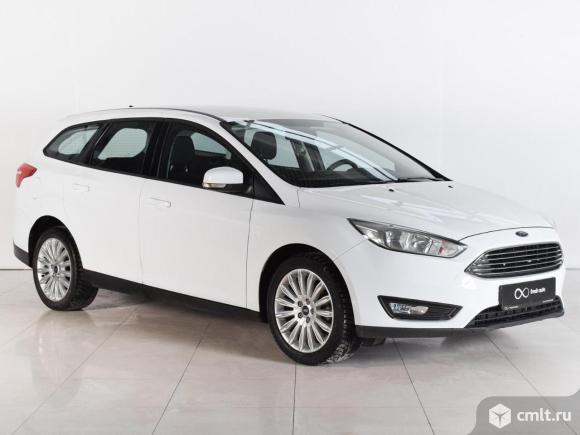 Ford Focus - 2016 г. в.. Фото 1.