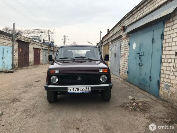 ВАЗ (Lada) 21214-Нива - 2010 г. в.. Фото 1.
