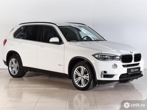 BMW X5 - 2014 г. в.. Фото 1.