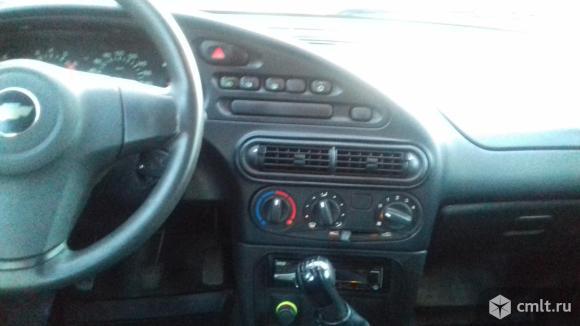 Chevrolet Niva - 2015 г. в.. Фото 12.