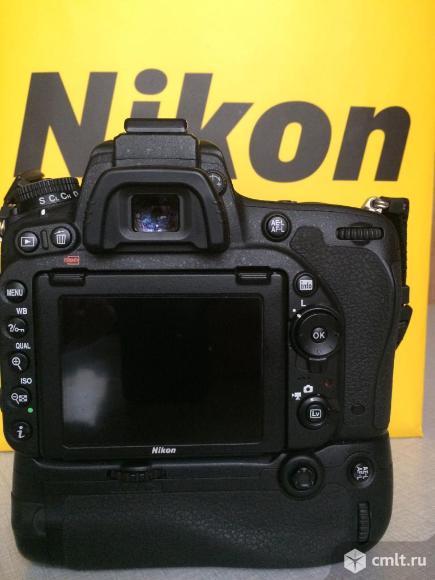 NIKON D750 body + Батарейный блок. Фото 3.