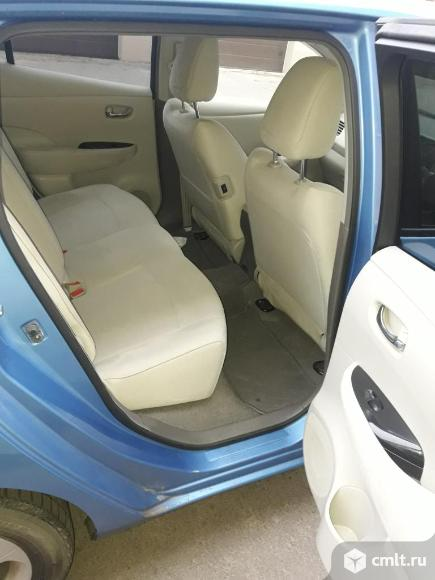 Nissan Leaf - 2012 г. в.. Фото 20.