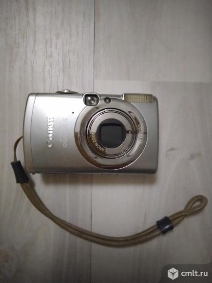 Фотоаппарат цифровой Canon. Фото 1.