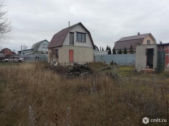 Дачный домик и 6 соток земли в Березовке. Фото 1.
